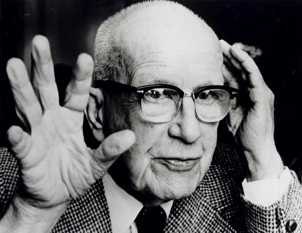 Buckminster Fuller (1895-1983)