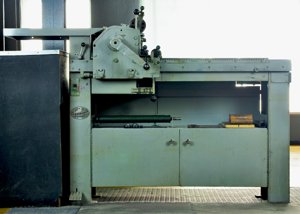 LENNOX : VANDERCOOK SP-15