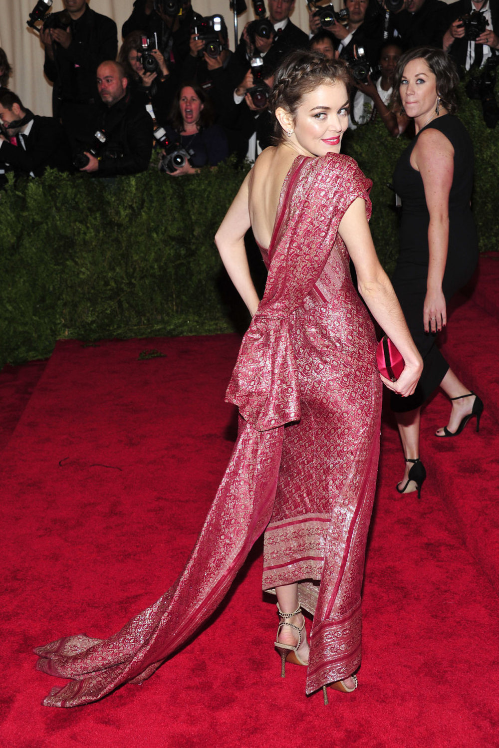Nora Zehetner - Met Gala, Punk: Chaos to Couture
