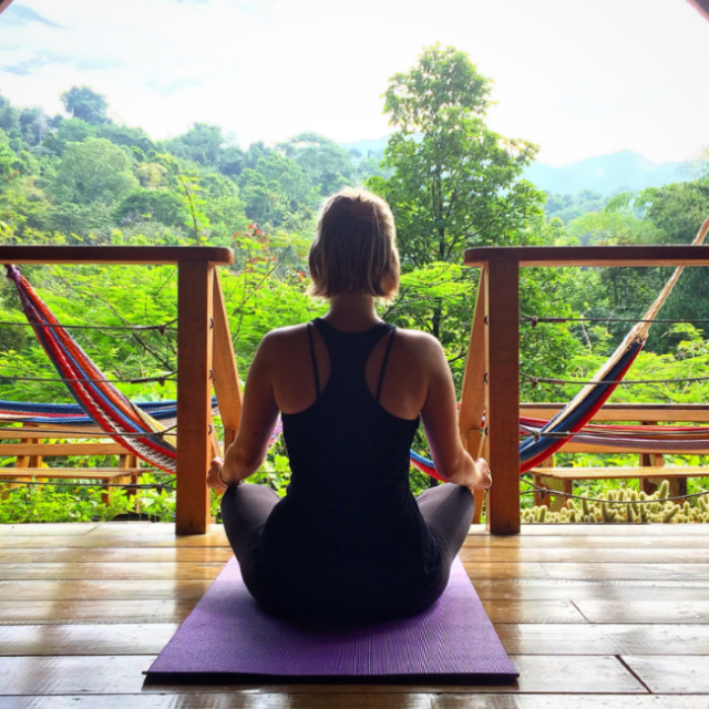 Yoga in Costa Rica