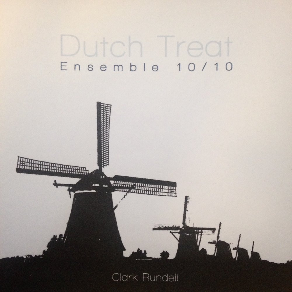 Dutch Treat - Ensemble 10/10 (Royal Liverpool Philharmonic Orchestra)Rob Buckland (Saxophone)Clark Rundell (Conductor)Appears as: ComposerReflections: Rush Hour and 30,000 ReflectionsAppears alongside works by Gary Carpenter and Graham Fitkin