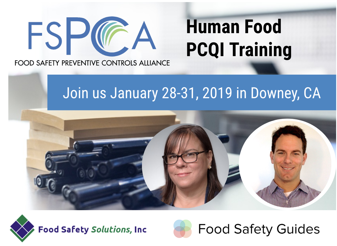 Events — Food Safety Guides