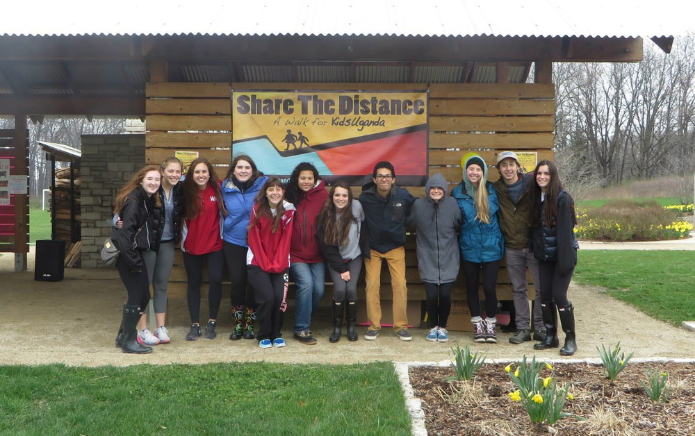 Share The Distance 2015