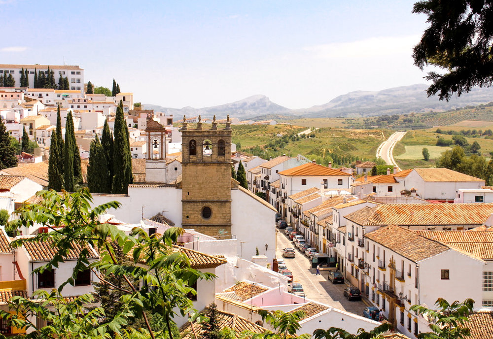 Wikerts in Wanderlust Ronda Spain
