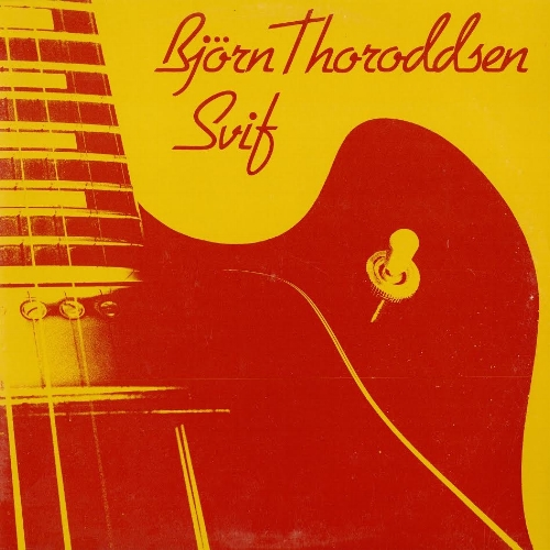 In 1982, Bjorn Thoroddsen's debut album, Svif, was released in Iceland on vinyl and cassette. The album, released soon after Bjorn returned to Iceland from his studies at Guitar Institute of Technology in Hollywood, features some of Iceland's leading musicians at the time, including Jakob Magnusson (keyboard) , Eythor Gunnarsson (Fender Rhodes), Kristinn Svavarsson (sax), Gudmundur Ingolfsson (piano), Hjortur Howser (keyboard) and many more. Bjorn's friends from his school days in Hollywood, Mikael Berglund (bass) and Hans Rolin (drums), also feature here.  The album was released before the CD era and was never re-issued on that format. This year however (2017), in celebration of the album's 35 year anniversary, the album has finally been digitally transferred and is now available on all major streaming and download platforms - links below:  Amazon Music:  https://www.amazon.com/gp/product/B0732RWLQF/ref=dm_ws_sp_ps_dp   iTunes:  https://itunes.apple.com/us/album/svif/id1248613906   Google Play:  https://play.google.com/store/music/album/Bjorn_Thoroddsen_Svif?id=Bjgjodtwv6lkdx5y53fr44pd4ee   TIDAL:  http://tidal.com/is/store/album/75104666   Spotify:  https://open.spotify.com/album/6NwCBAbHvt9XwX0vbC0EZn