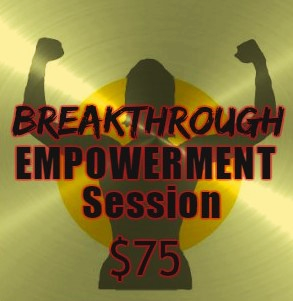 breakthrough empowerment session
