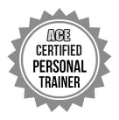 personal trainer badge