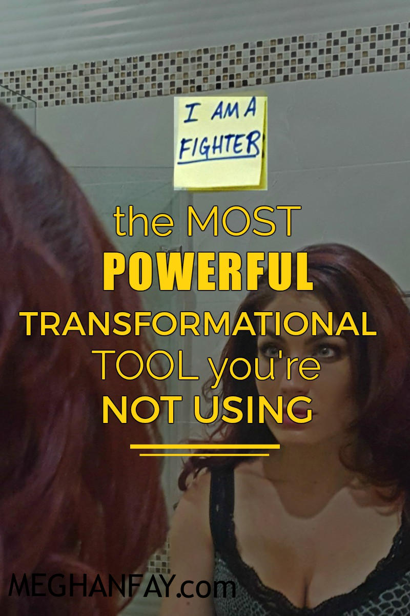 POWERFUL TRANSFORMATION TOOL
