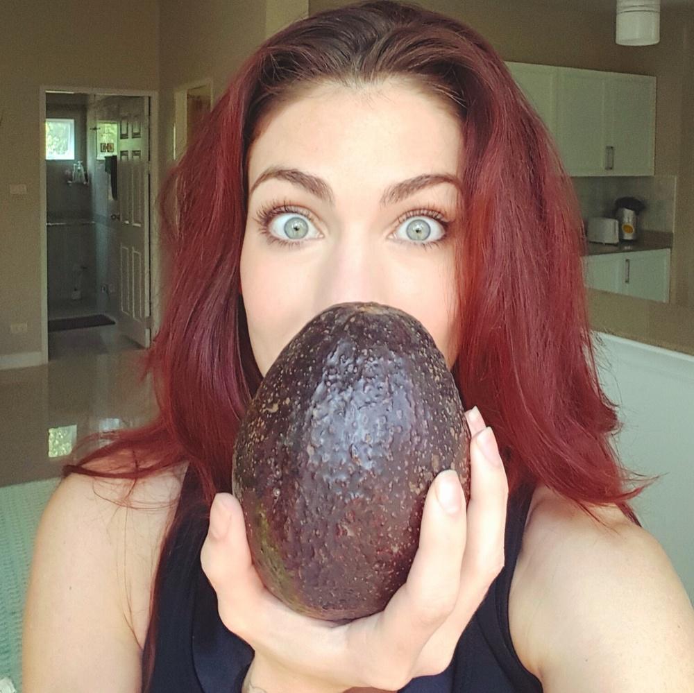 avocado for depression