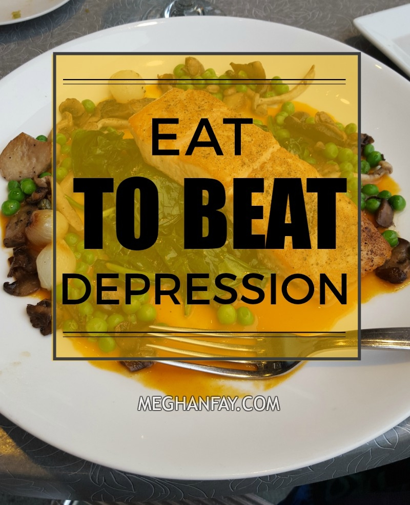 eat to beat depression