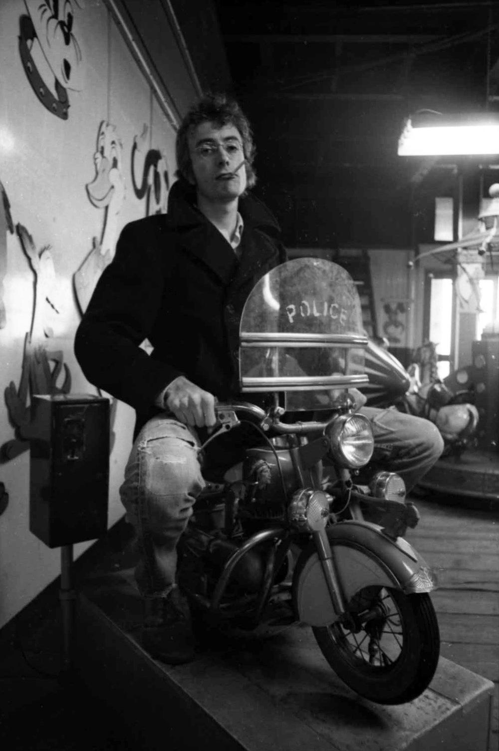 anthony baker, london, mid-1970's