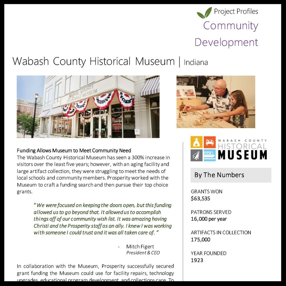 Wabash County Historical Museum