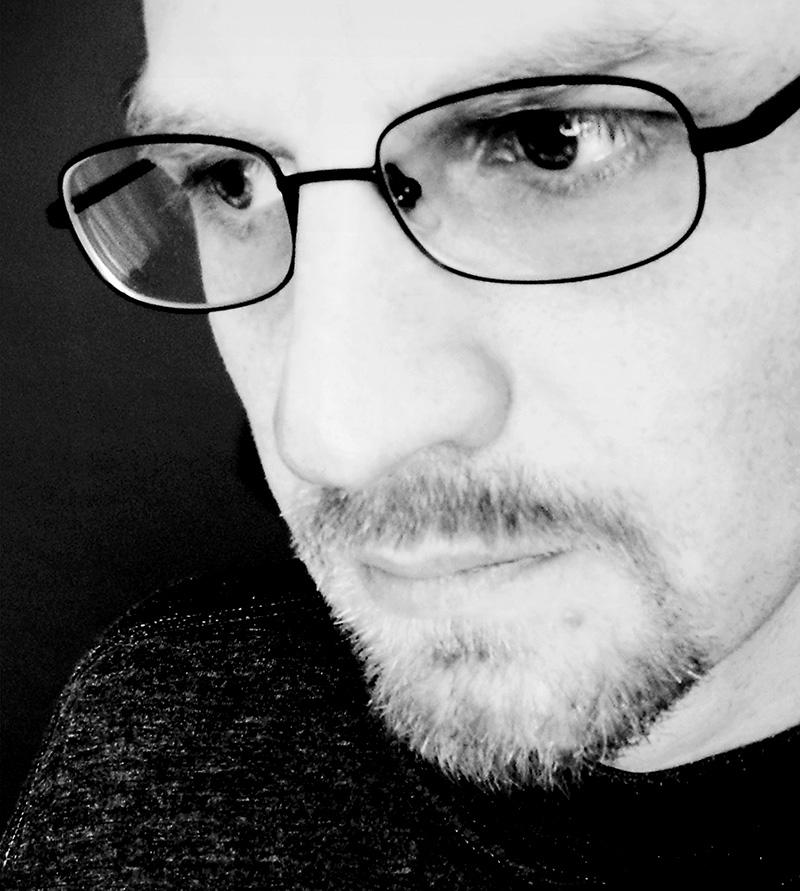 Portrait von Fotodesigner Eugen Haller