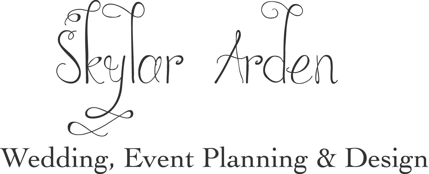 Skylar Arden Wedding and Events Planning and Design