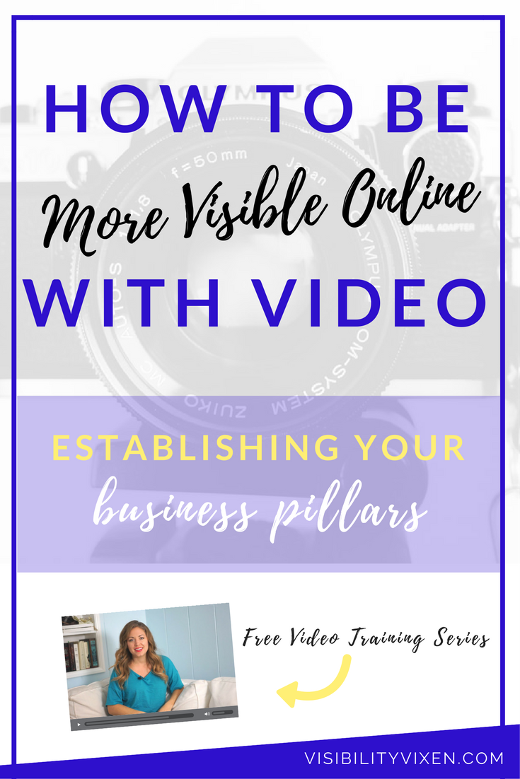 video online business entrepreneur visibility