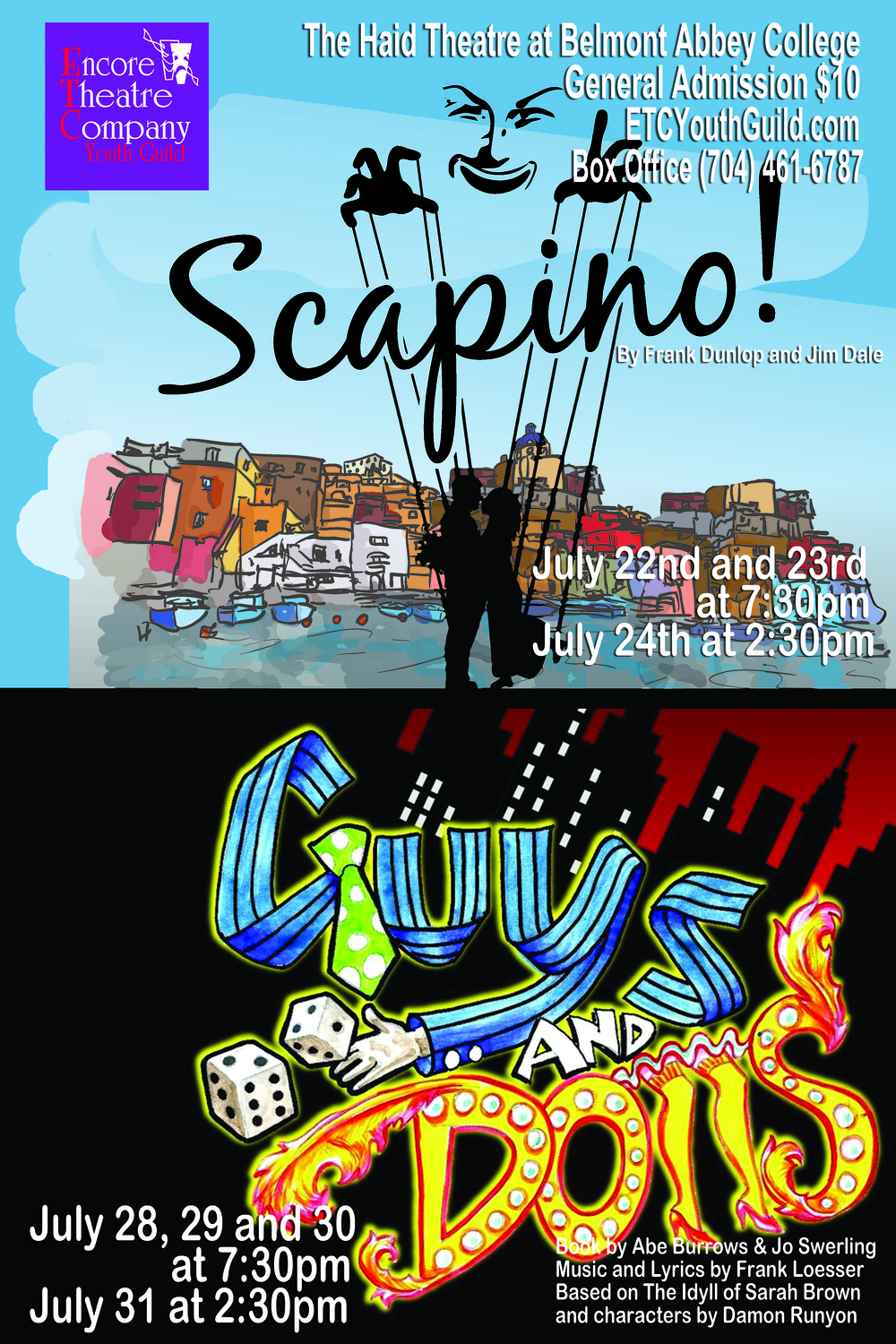 scapino and Guys and Dolls composite poster.jpg