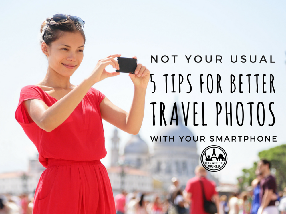 If you have ever admired other travelers' photos and wondered how to improve your own, this post is for you. We share five tips that have improved our photography... and they're not the internet's usual tips!