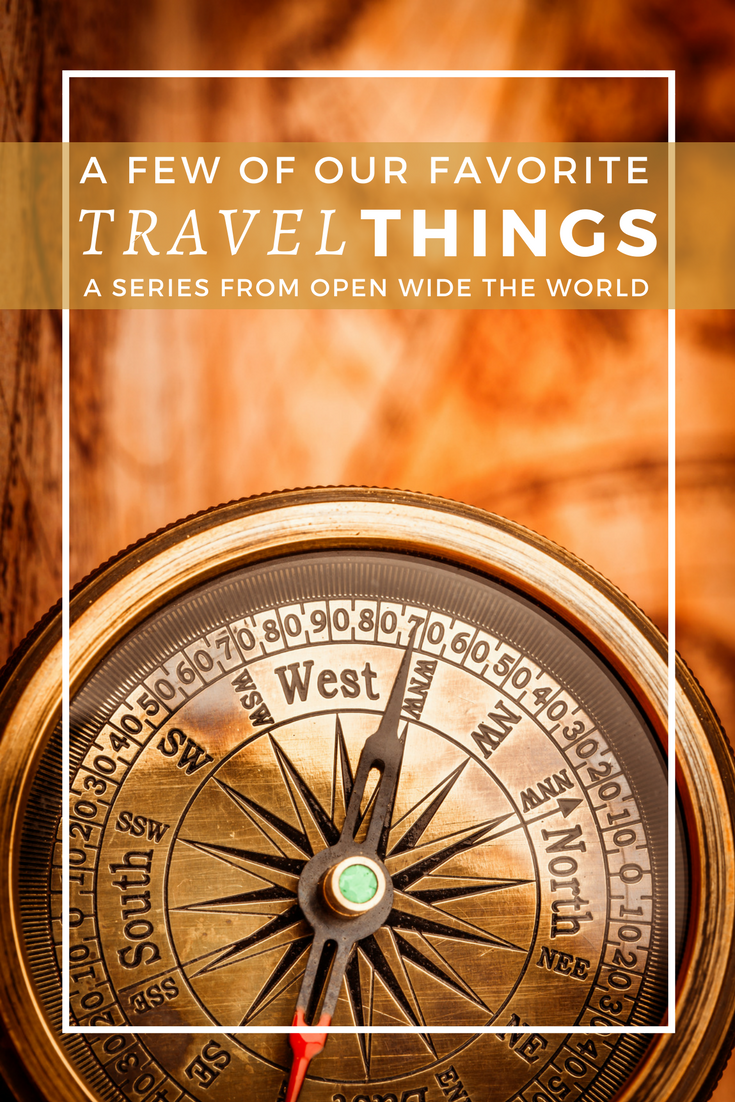 The more you travel, the more the memories can blend together. Today, we introduce a new series to help us process and remember our travel experiences, plus share our favorites!
