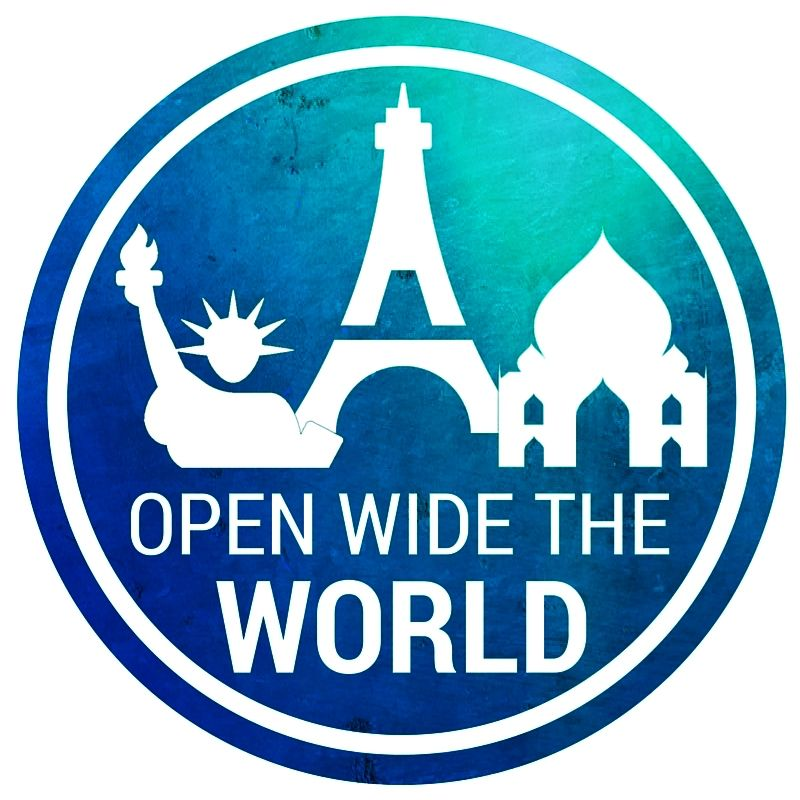 Open Wide the World