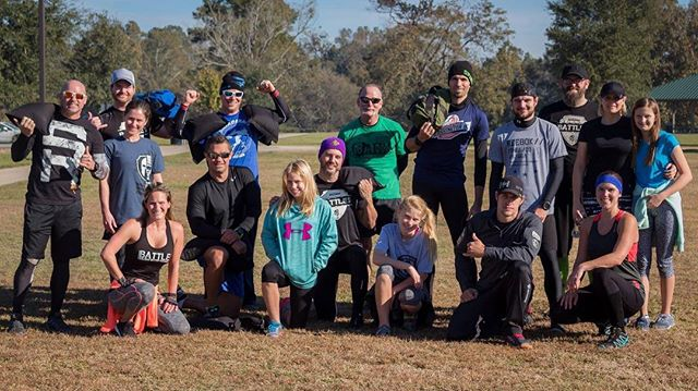 BATTLE 6:11 TRAINING TOMORROW IN BATON ROUGE, LA 7:30 -9am  For more info check out our events on Facebook.  #Battle611 #BattleOCR #SpartanTraining #OCRTraining