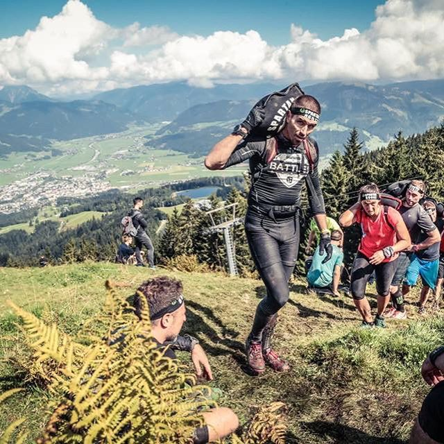 We miss you man 💪⚔️🛡 #KeepKickingButt  #Repost from @gerharddirk Finally, some pics taken during the Spartan Super in Oberndorf, Austria. The final race of a brutal Trifecta weekend. The sandbag carry (1.8k total with the twister in between) was part of the Beast (first day). It took me 40min to carry the 60lbs (27kg) one kilometer up a ski slope.  And always proudly representing #battle611.