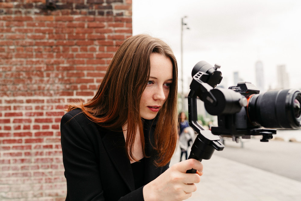Ready, Set, Shoot! - My master shooting course will ensure your business will make waves through video.