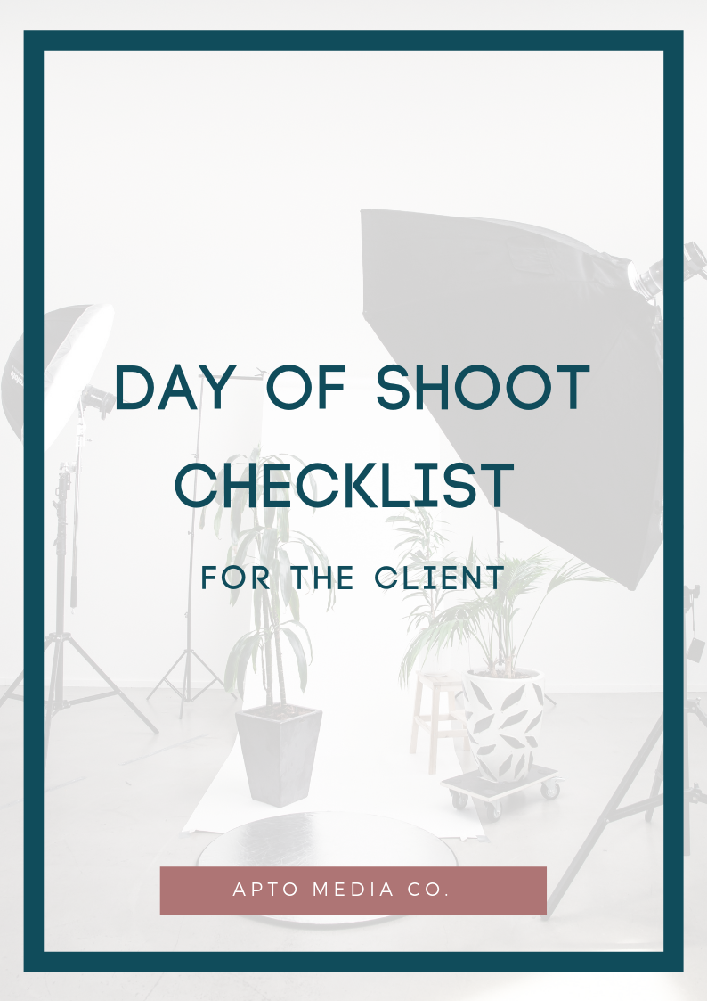 FREE GUIDE! DAY OF SHOOT CHECKLIST.png