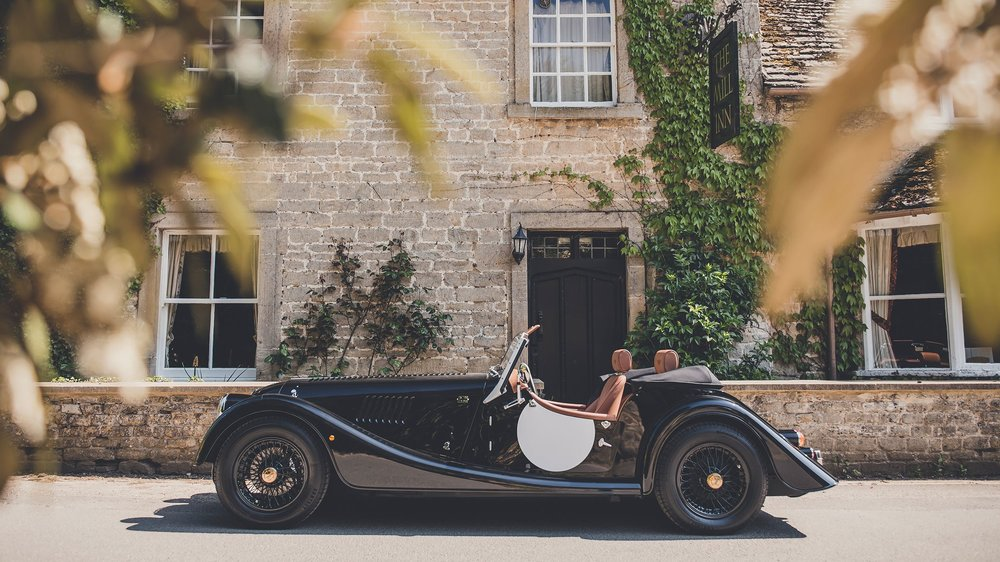 The Morgan 4/4 - Starting production in 1936, it is revered as the longest-running production car in automotive history. Despite all of the advancements in automotive engineering - carbon fiber, various metals and such - available new today, Morgan cars still feature a wooden frame.