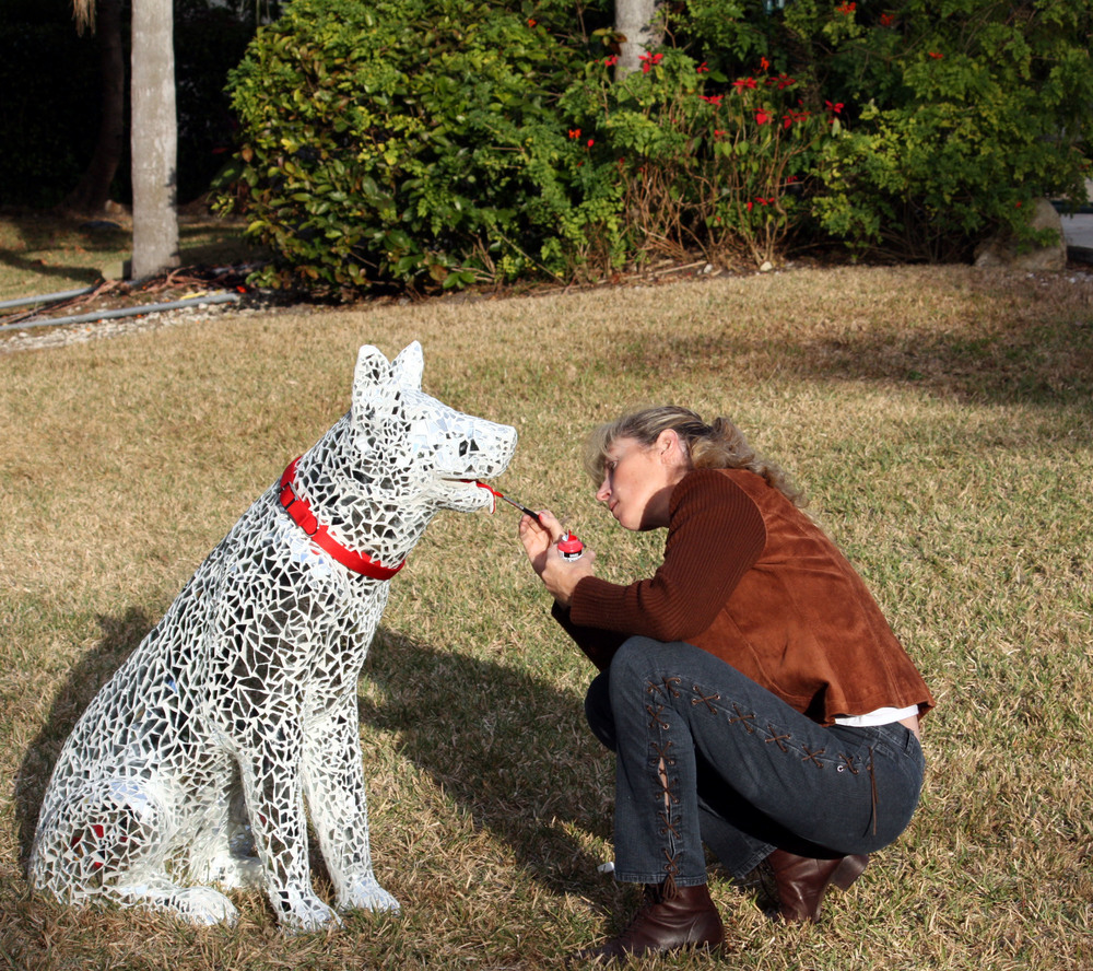IMG_1662marcie with mosaic dog.jpg