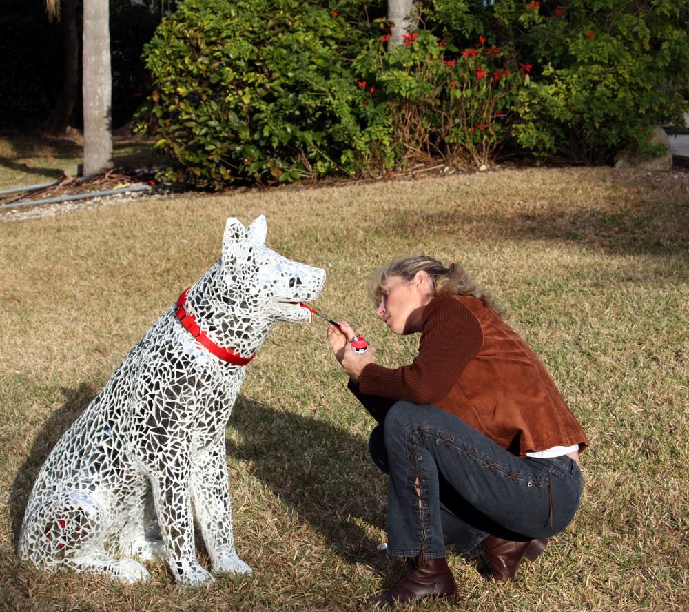 IMG_1662marcie with mosaic dog.jpg
