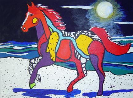 Midnight Frolick-original painting.jpg