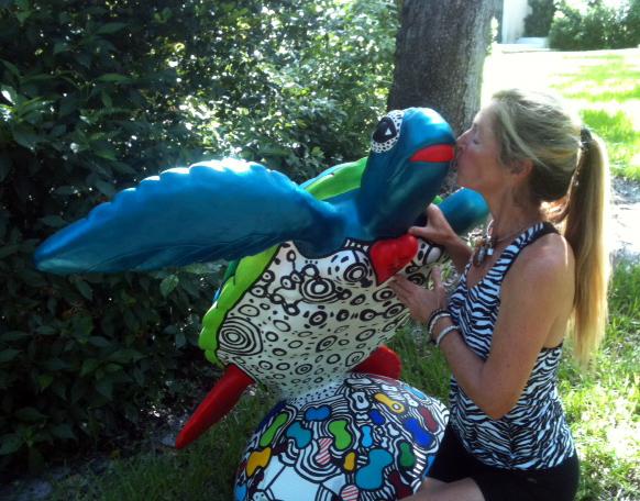 marcie and Bolt the kiss.jpg