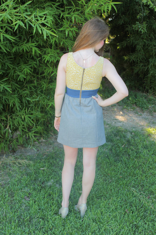 Vintage Dress | Southern Elle Style | Dallas Fashion Blogger