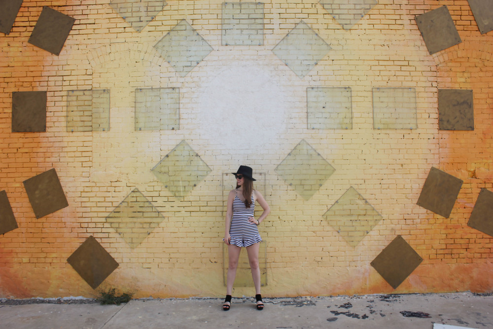Deep Ellum, Texas | Southern Elle Style | Dallas Fashion Blogger
