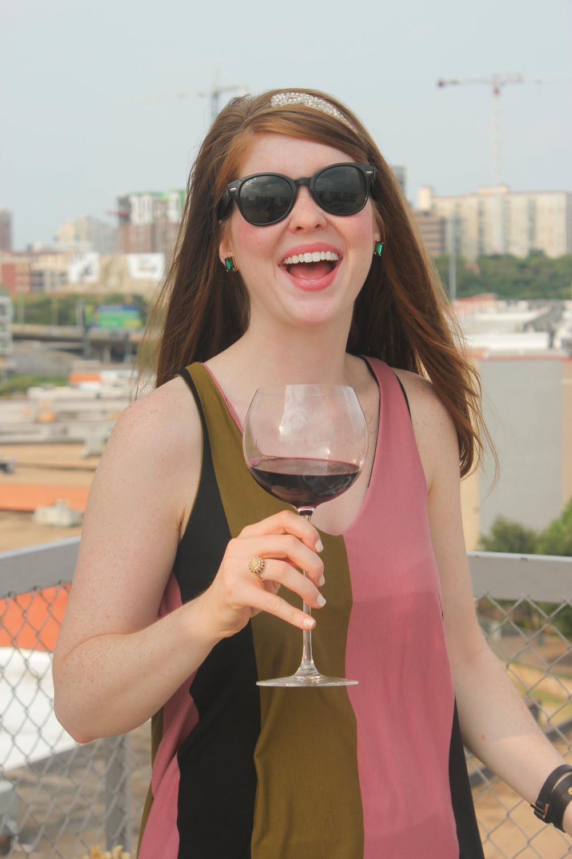 Speak Wine | Southern Elle Style Shop Share | Dallas Fashion Blogger