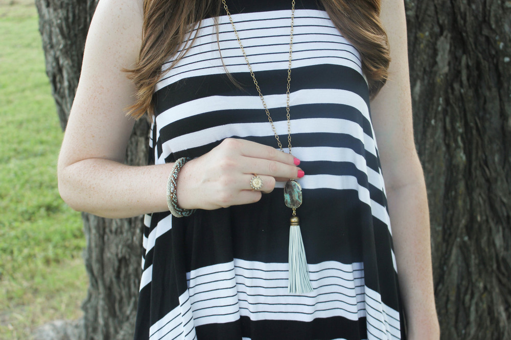 Southern Elle Style Shop Share: Ashley Larea Jewelry | Southern Elle Style | Dallas Fashion Blogger