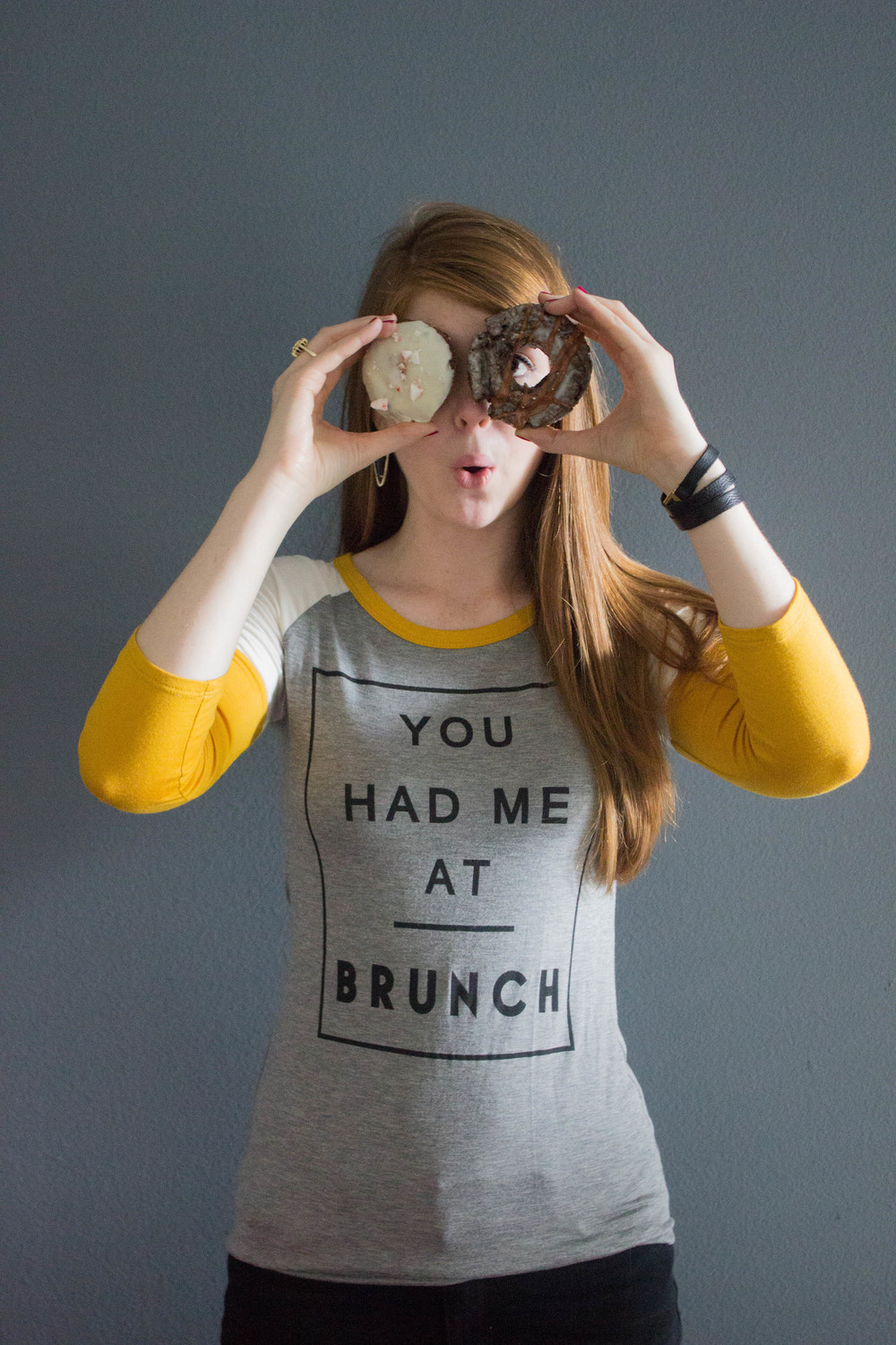 you had me at brunch, dallas, donuts
