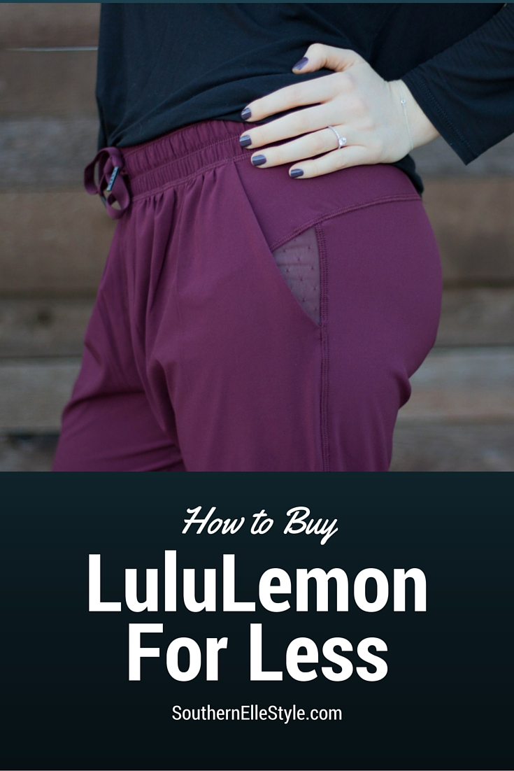 how to buy lululemon for less, lululemon on sale