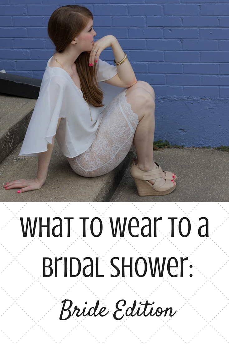 what to wear to a bridal shower, wedding style, wedding shower style, dallas wedding, engaged