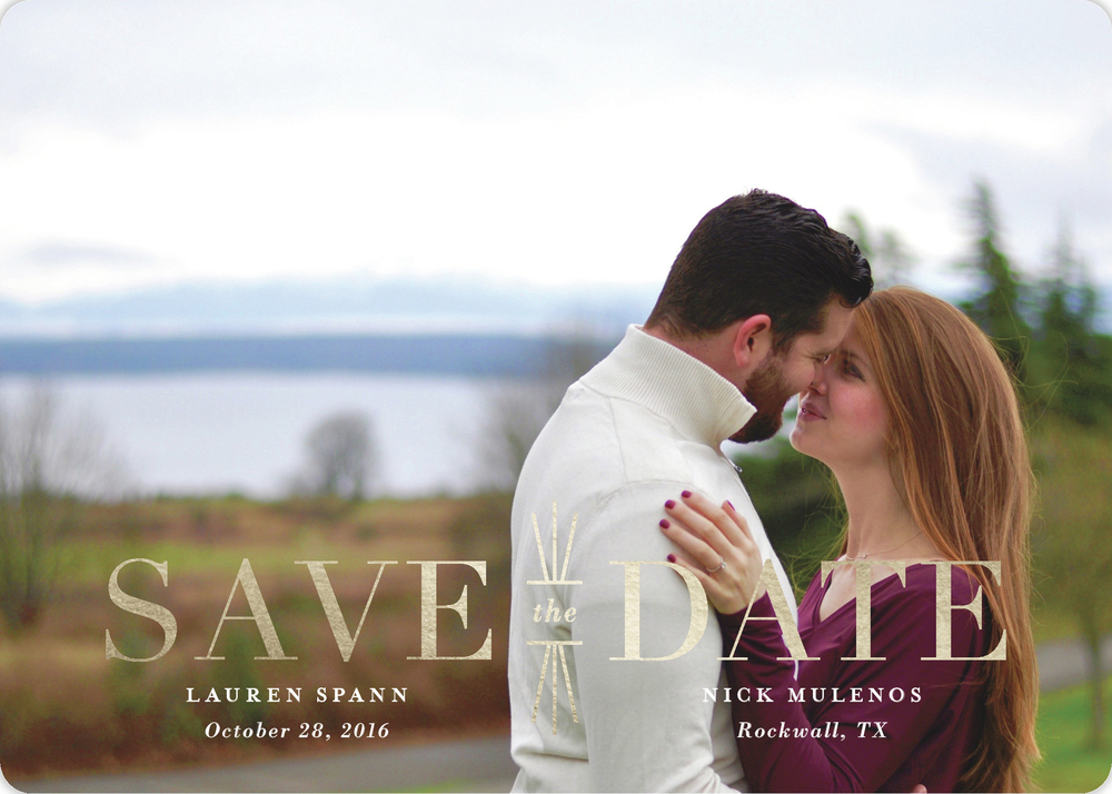 save the dates, minted, heidi lockhart somes photography, discovery park, seattle, washington, engagement photos, who to use for save the dates