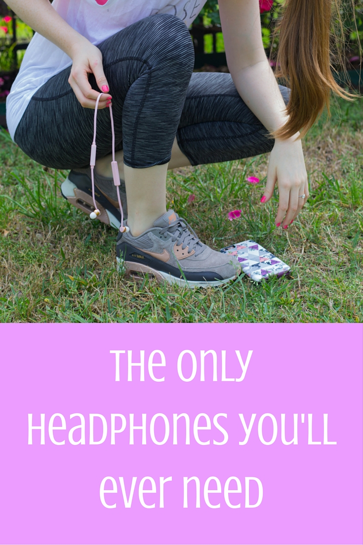 vasa bla earphones, sudio sweden headphones, tech, pink, wireless headphones, runner,  daydreamer la, rose sil vous plait