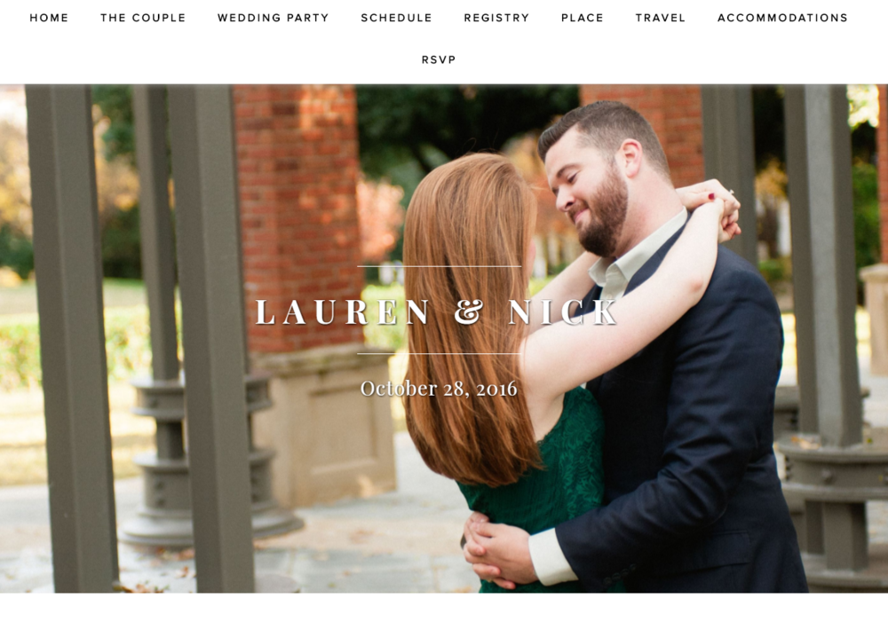 who to you for your wedding website, how to decide what wedding website to use, engaged, riley and grey