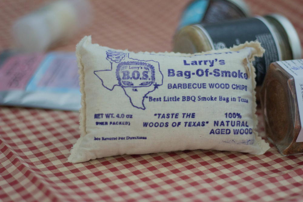 my texas market, barbeque box, bbq, peach paradise tea, natural bug repellent