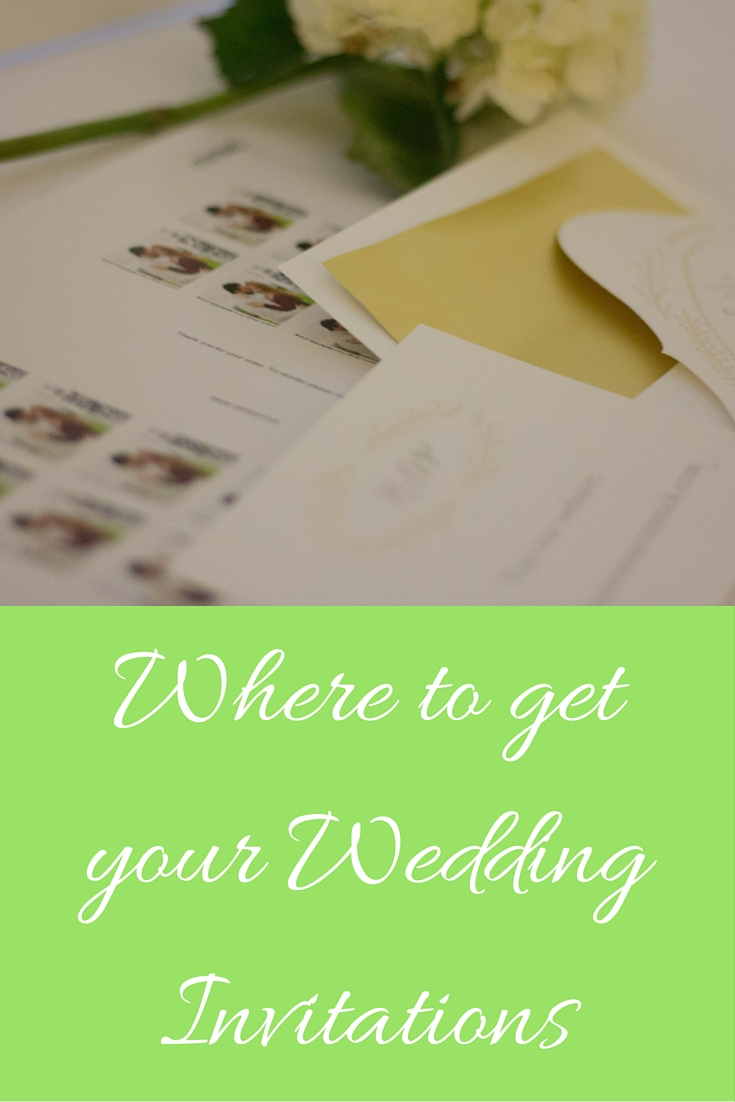 Where to get your Wedding Invitations LMents of Style Dallas
