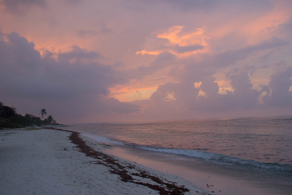 caribbean sunrise, le solei d'or, cayman brac, cayman islands, resort, where to stay in cayman islands