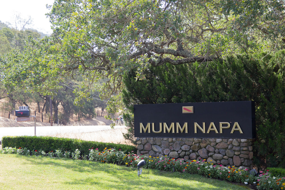 napa, napa valley, california, wine country, 24 hours in napa, what to do if you only have 1 day in napa, where to wine taste in napa, mumm napa, sparkeling wine, champagne