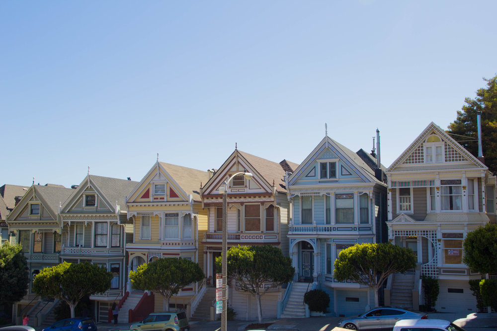 painted ladies, san francisco, full house, fuller house, san francisco travel guide, top things to do in san francisco, what to do on a weekend in sanfran