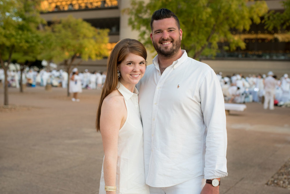 why you aren't supposed to wear white after labor day and why dallas does, labor day, easter, white, diner en blanc, dallas, france, french, tobi white halter dress, d magazine, Bret Redman
