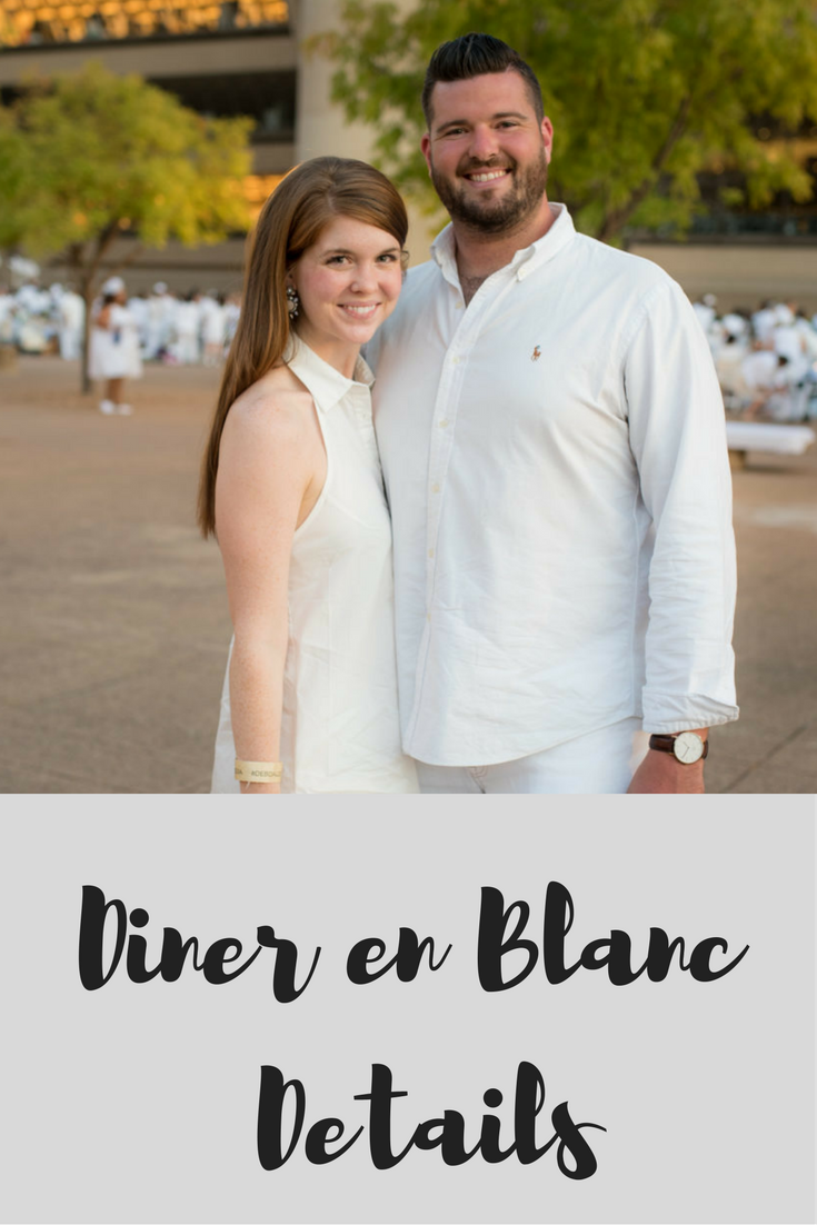 why you aren't supposed to wear white after labor day and why dallas does, labor day, easter, white, diner en blanc, dallas, france, french, tobi white halter dress, diner en blanc dallas details, d magazine, Bret Redman