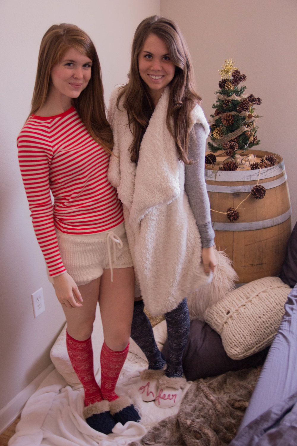 aerie real, christmas pajamas, black friday sales, cozy christmas, american eagle, nordstrom, holiday pjs